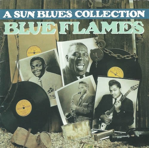 A SUN BLUES Collection Various Artists(RHINO/SUN R2 70962)