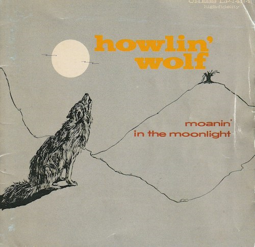 Moanin' In The Moonlight/Howlin' Wolf (Chess/MCA VICTOR MVCM-22004)