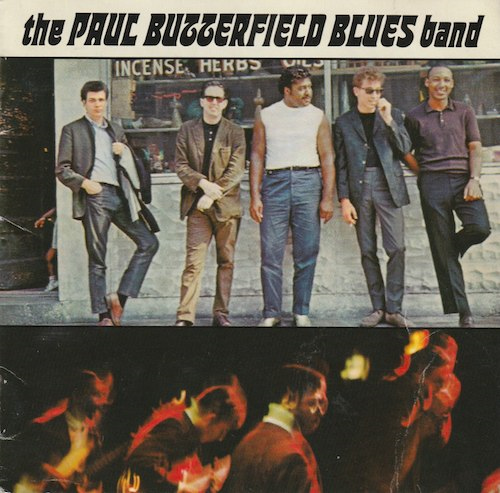 The Paul Butterfield Blues Band(ELEKTRA/ASYLUM/WEA 18P2-2696)