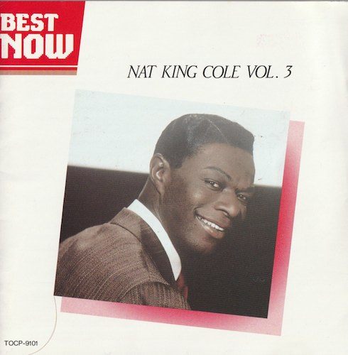 Nat King Cole Vol.3 /Nat King Cole(東芝EMI TOCP-9101)