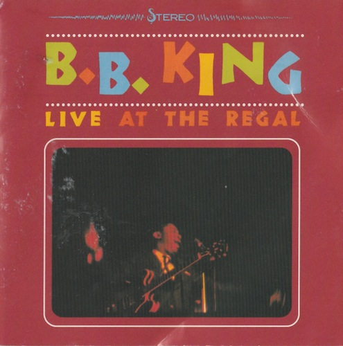 Live At The Regal/B.B.King(MCA MCAD-11646)