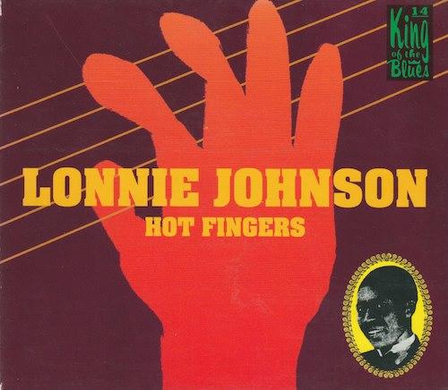 Hot Fingers/Lonnie Johnson (P-Vine PCD-2803)