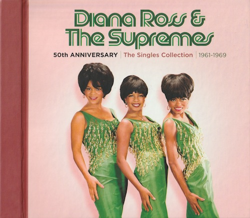 50th Anniversary/The Single Collection/1961-1969/Diana Ross & The Supremes (Motown Boo15943-02)