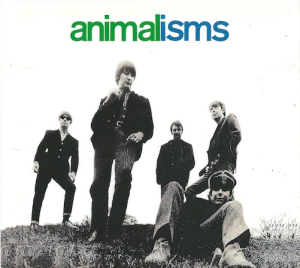 animalisms/The Animals(Repertoire REP 4772-WY)