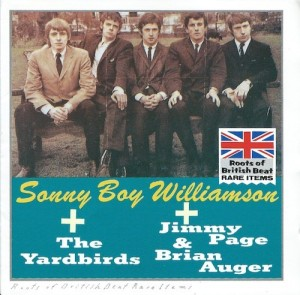 Sonnyboy Williamson & The Yardbirds (Century 29ED6023)