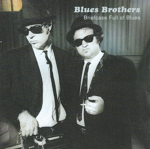 The  Blues Brothers/Briefcase Full Of Blues (Atlantic 82788-2)