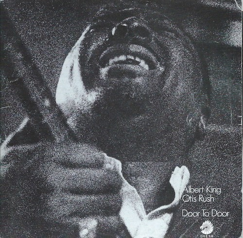 Door To Door/Albert KIng Otis Rush (CHESS /MCA ビクター MVCM-22028)