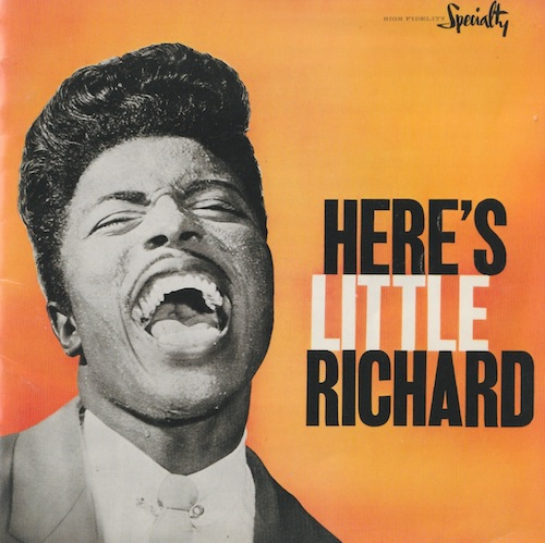 Here's Little Richard /Little Richard (Specialty / P-Vine PCD-1901)
