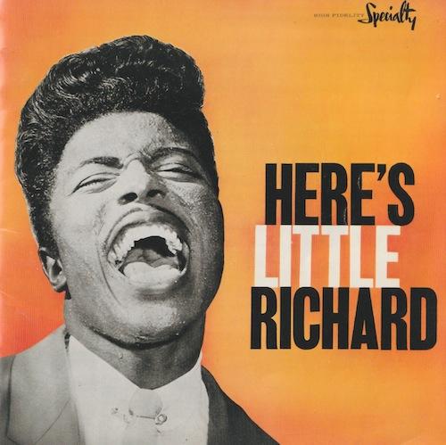 Here's Little Richard /Little Richard (Specialty / P-Vine PCD-1901)