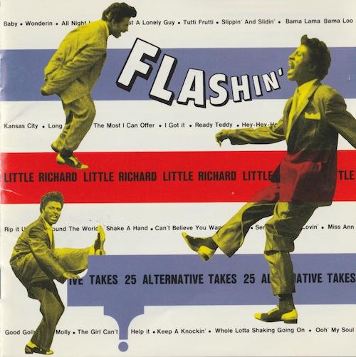 Flashin! / Little Richard(P-Vine 1905)