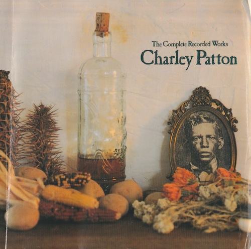 The Complete Recorded Works/Charley Patton (P-Vine PCD-2255/6/7)