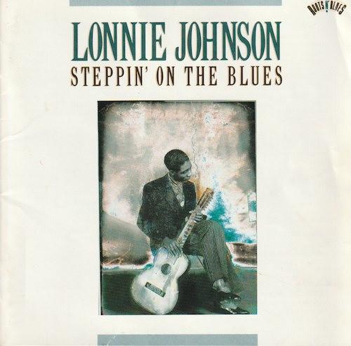 Steppin' On The Blues/Lonnie Johnson (CBS/SONY CSCS5326)