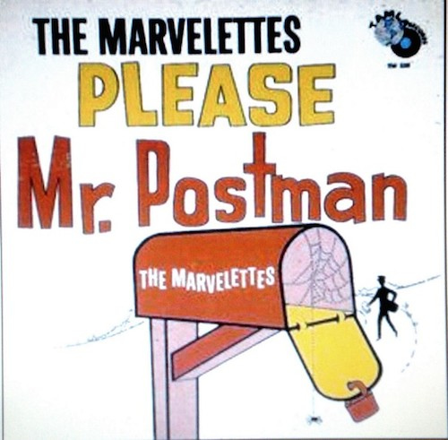 Please Mr.Postman/The Marvelettes(Tamla TM-228)