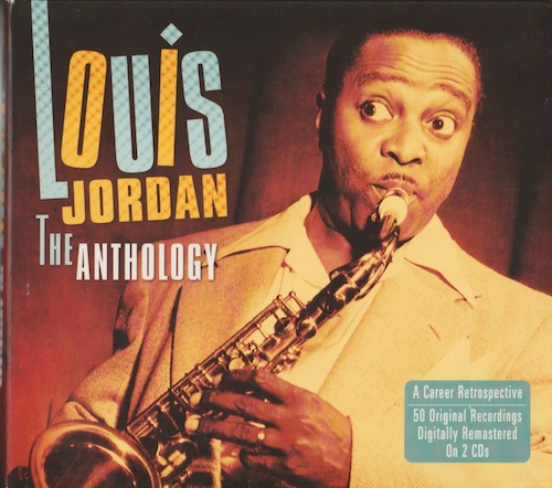 The AnthologyLouis Jordan (ONE DAY MUSIC Day2CD118-1,2)