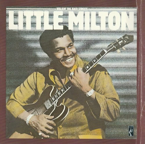 Walking The Backstreets And Crying/Little Milton(Stax SCD 8514-2)