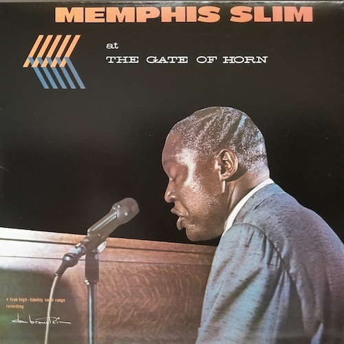 At The Gate Of Horn/Memphis Slim (Teichiku ULS-6023-V)