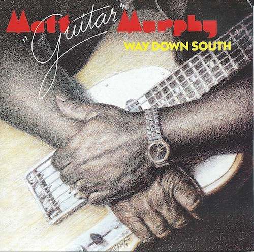 Matt Guitar Murphy/Way Down South(WPCR-1731)