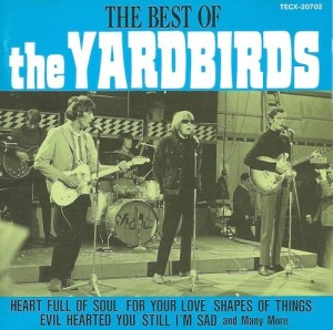 The Best Of Yardbirdsd(TEICHIKU TECX-20702)