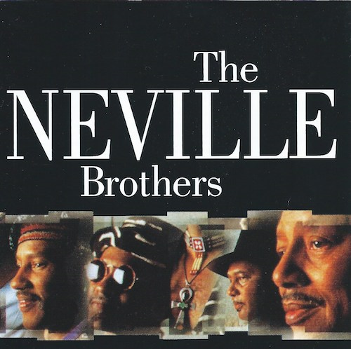 The Neville Brothers (A&M POCM-1548)