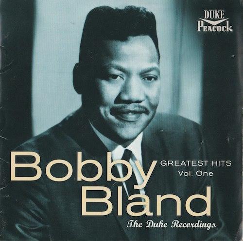 Greatest Hits Vol.One / Bobby Bland (Duke.Peacock/MCA MCAD-11783)
