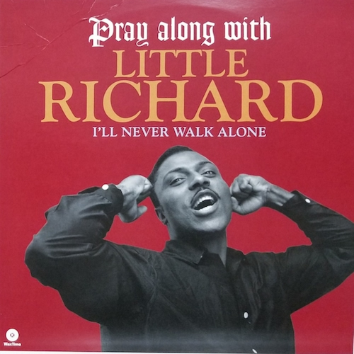 Pray Along With Little Richard (WAX TIME 772186 Vinyl)