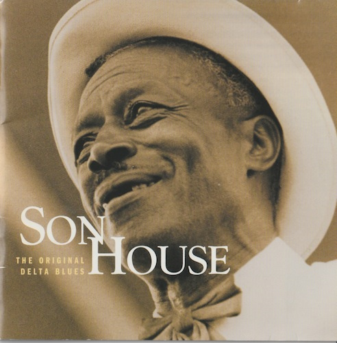 The Original Delta Blues/Son House (SME SRCS 9459)