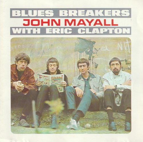 John Mayall & The Blues Breakers/Blues Breakers With Eric Clapton(LONDON 800 086-2)