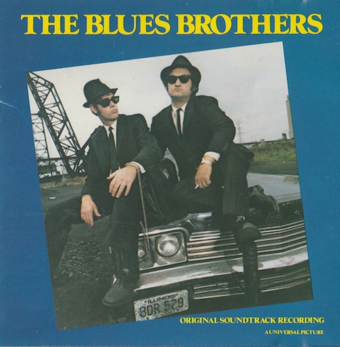 The Blues Brothers Original Sound Track/The Blues Brothers (Atlantic 16017-2)