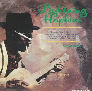 Sings The Blues/Lightnin' Hopkins (PCD-3056)
