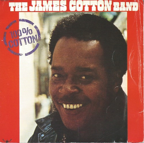 The James Cotton Band (NEX NEX CD 214)