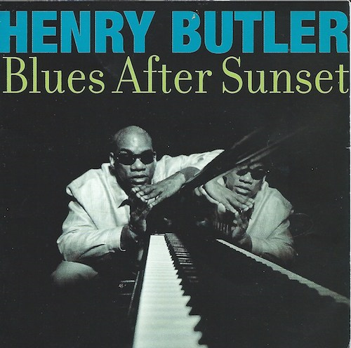 Blues After Sunset/Henry Butler (Black Top CD BT-1144)