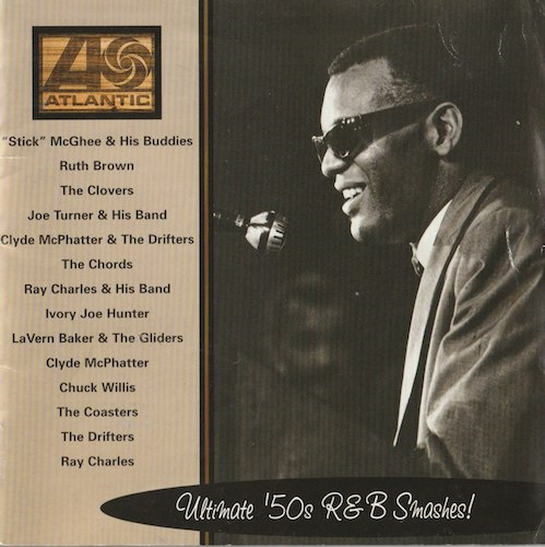 Atlantic Ultimate '50 R&B Smashes(east west japan AMCY-2788)
