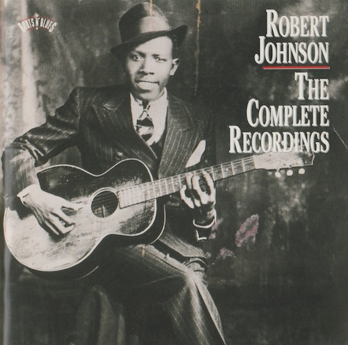 The Original Recordings/Robert Johnson (Sony Music MHCP 233-4)
