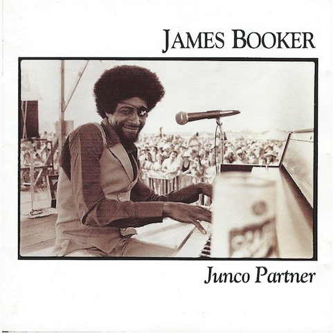 Junco Partner/James Booker(HNCD 1359)