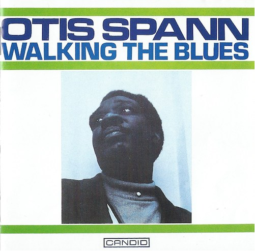 Walking The Blues/Otis Spann (CANDID)