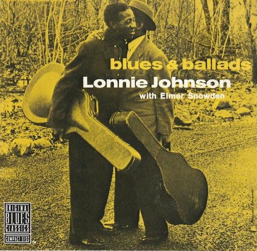 Blues And Ballads/Lonnie Johnson With Elmer Snowden
