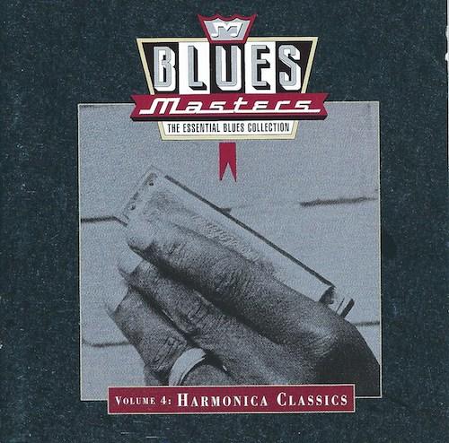Blues Masters Vol.4:Harmonica Classics(RHINO R2 71121)