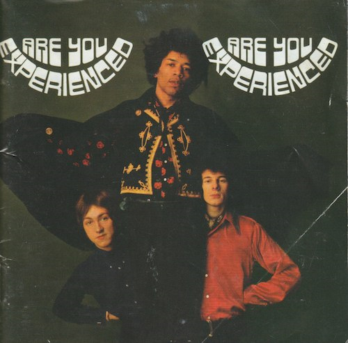 The Jimi Hendrix Experience/Are You Experience (MCA MVCE-24027)
