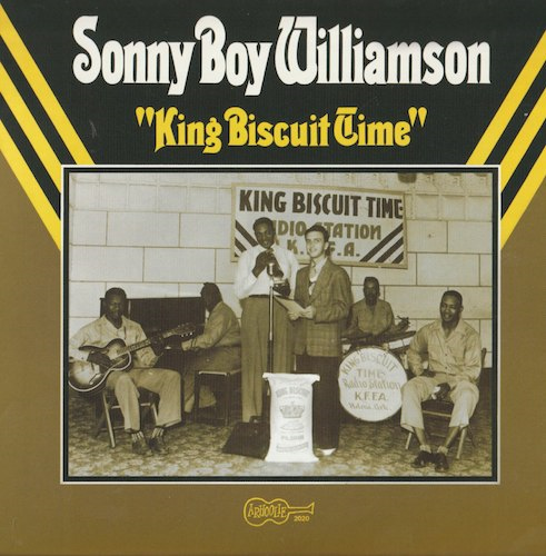 King Biscuit Time / Sonny Boy Williamson (ARHOOLIE / P-Vine PCD-93701)