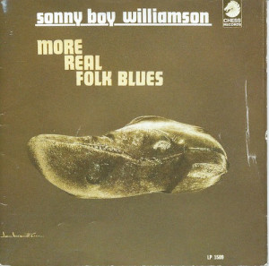 More Real Folk Blues/Sonny Boy Williamson (Chess/MCAビクター MVCM-22022)