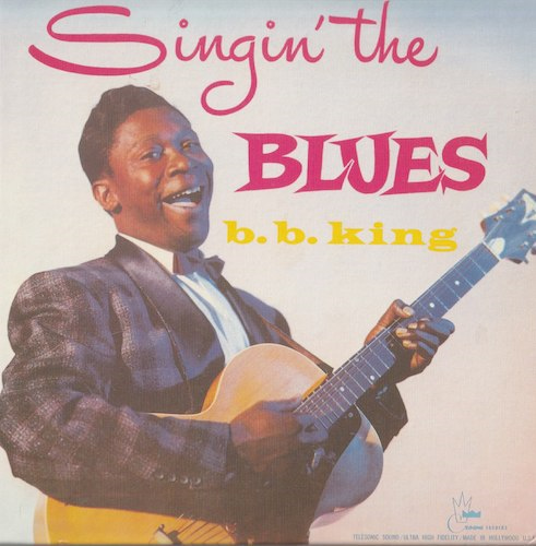 Singin' The Blues/B.B.King (Crown / P-Vine PCD-4364)