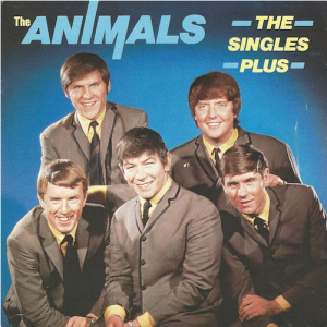 The Single Plus/The Animals (EMI CDP7 46605 2)