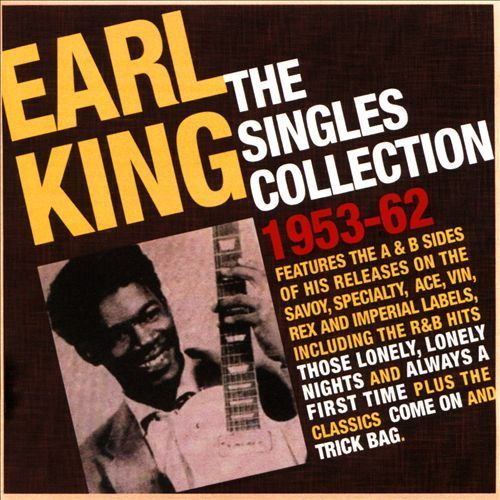 The Singles Collection 1953-62/EarlKing (Acrobat ADDCD 3271)